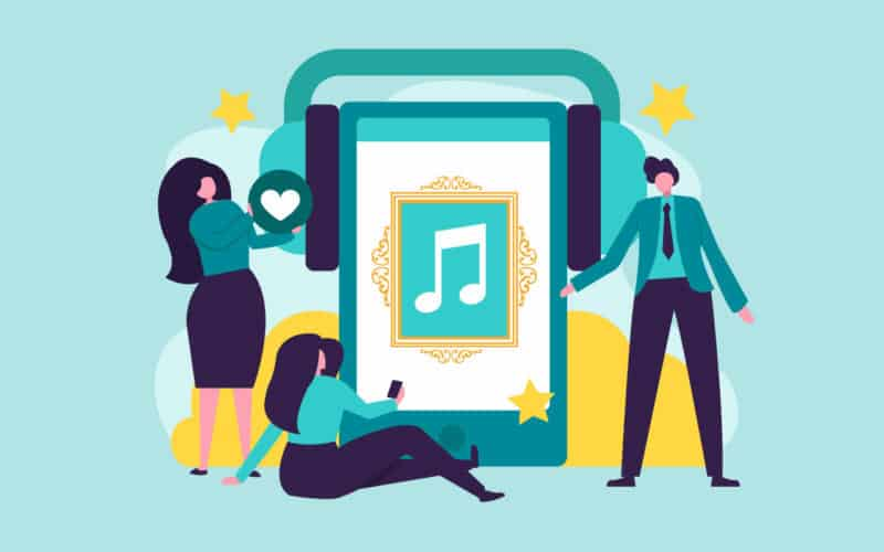 How Music Artwork Contributes to the Success of Album Release