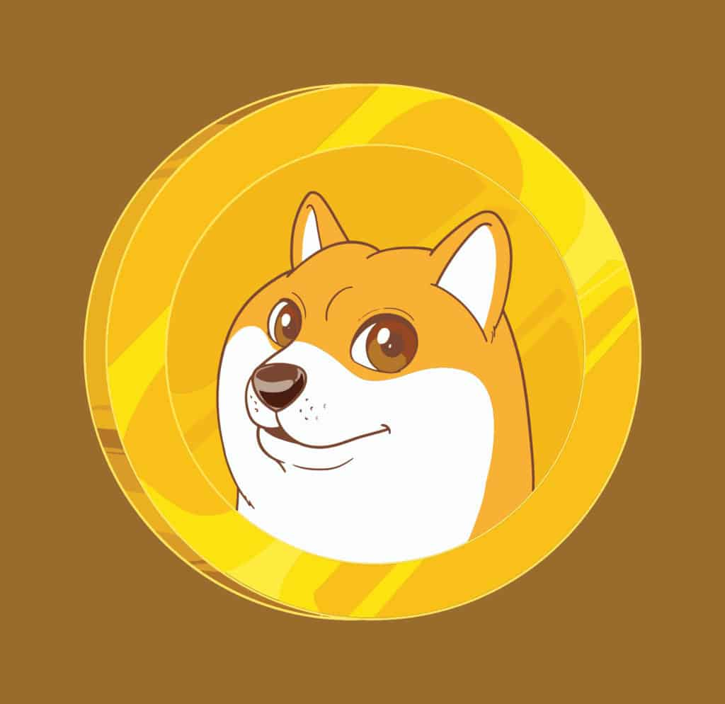 vector-art-of-a-dog-in-a-coin