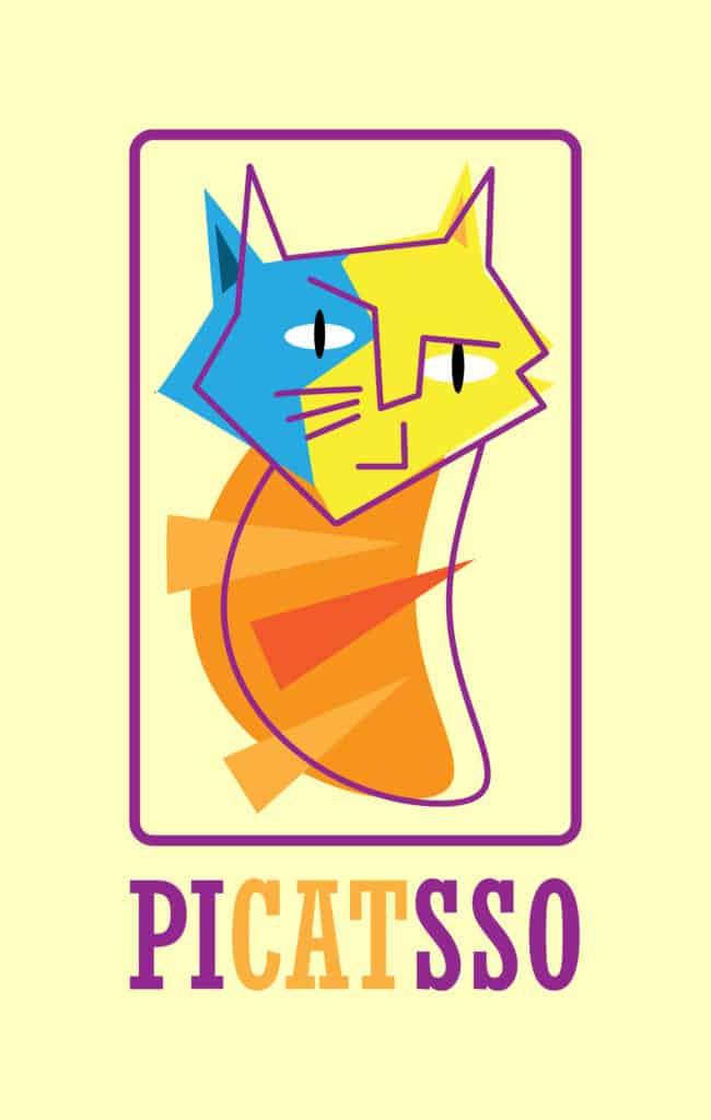 Picatsso cat design