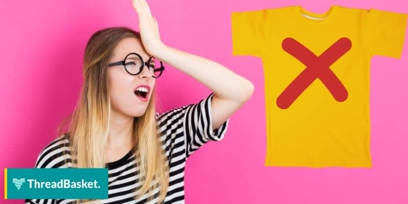 Woman wearing specs facepalming forehead with pink background